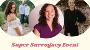 Fertility Rally | Super Surrogacy Event